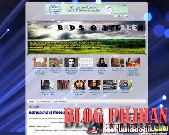 duniabawahtempurung.blogspot.com | Blog Pilihan 2012
