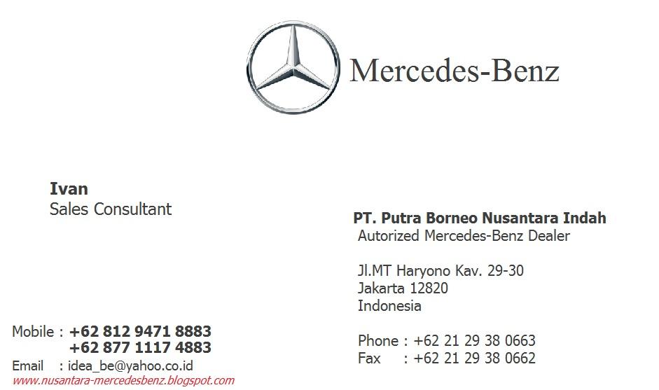 Maret 2017 mercedes benz jakarta authorized dealer info sales ccuart Image collections