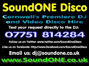 SoundONE Video Disco Screen