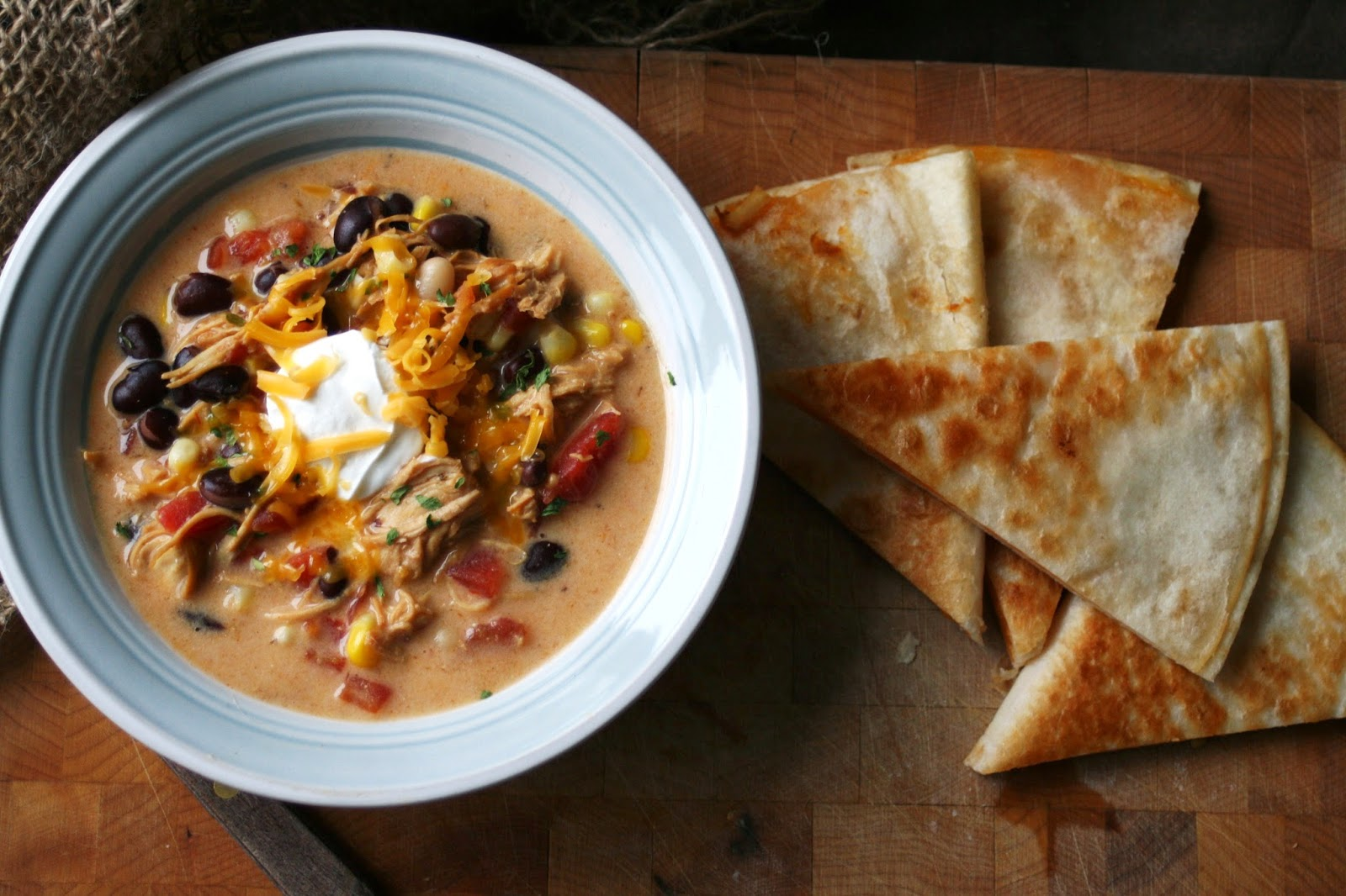 I Thee Cook: Quick and Easy Southwest Chicken Chili