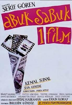 kemal sunal filmleri - Abuk Sabuk bir Film posteri