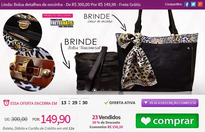 http://www.tpmdeofertas.com.br/Oferta-Linda-Bolsa-detalhes-de-oncinha---De-R-30000-Por-R-14990---Frete-Gratis-966.aspx