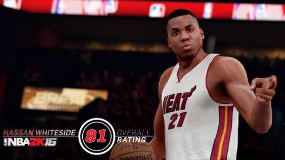 NBA2K16 Hassan Whiteside