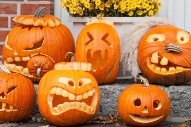 Resultado de imagen de concurso calabazas halloween