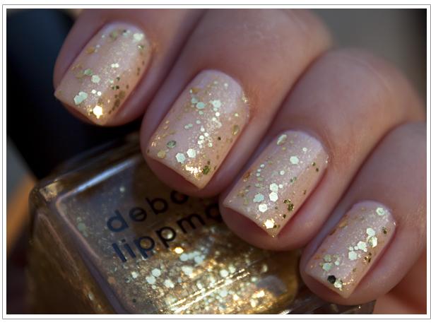 glitter nail design ideas girls