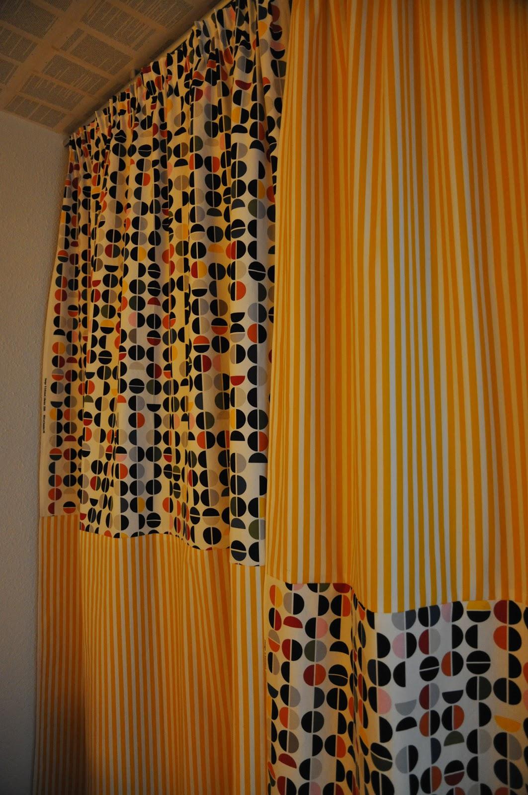 Esp ritu chamarilero armario con cortinas baratito y - Telas para hacer cortinas ...
