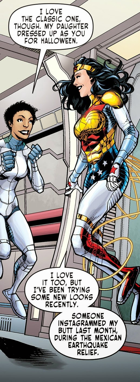 Sensation Comics Featuring Wonder Woman - Alex de Campi - Neil Googe 3