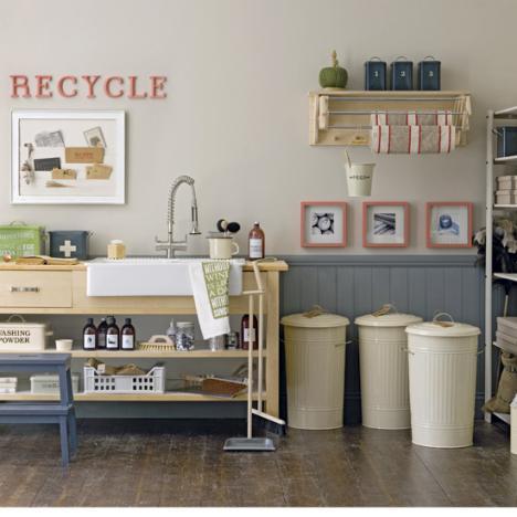 5 tips para organizar tu lavadero: penelope home