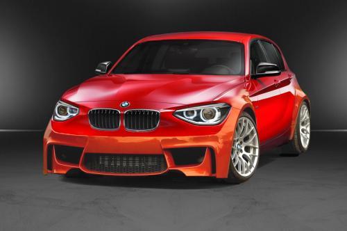 New BMW M1 2013