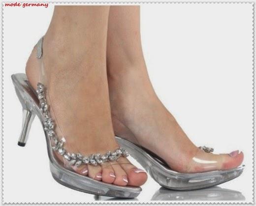 Schuhmodelle von Graceland 2014