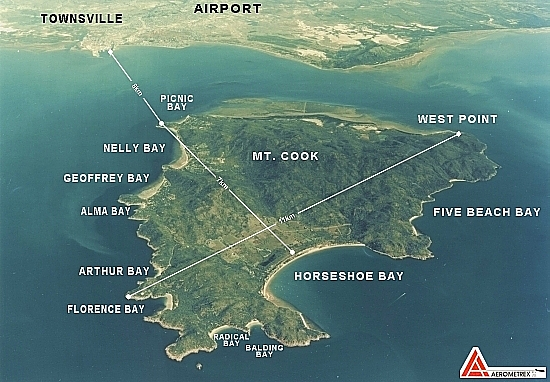 Townsville Airport To Magnetic Island