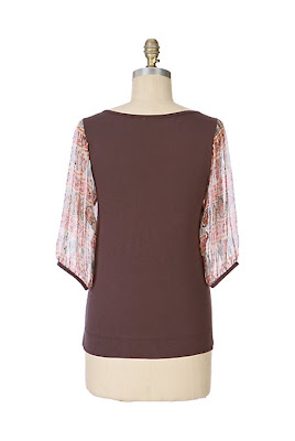 Anthropologie Posh Peasant Tee