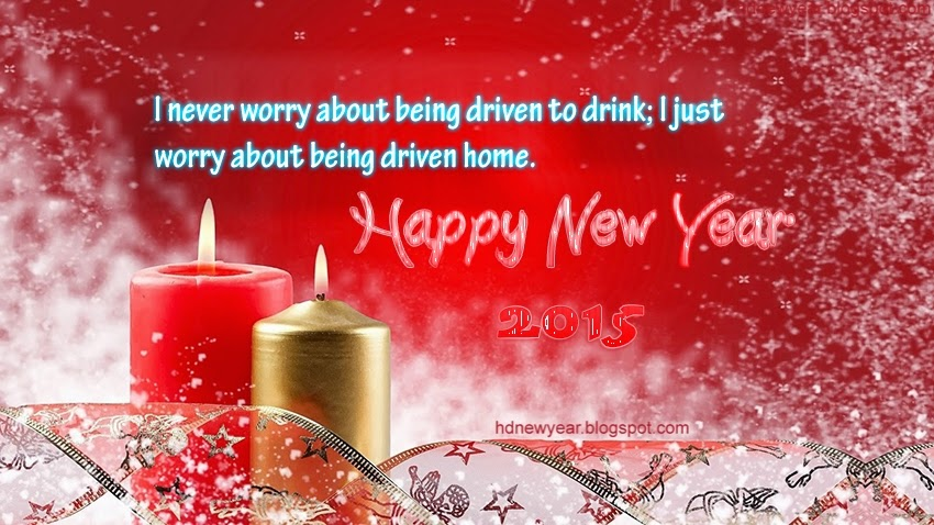 Latest Happy New Year 2015 Wishes Quotes