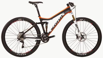 2014 Kona Hei Hei Supreme 29er Bike