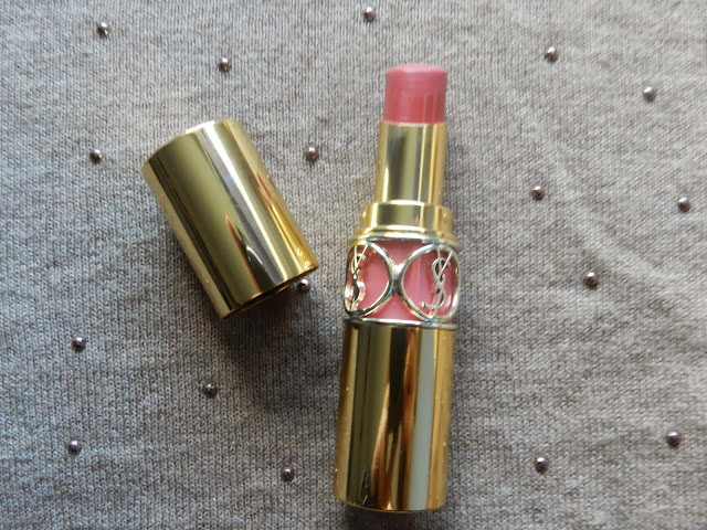 Yves Saint Laurent Rouge Volupté Shine 13 Pink in Paris
