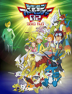 Digimon Adventure 2 -  Episdios Online