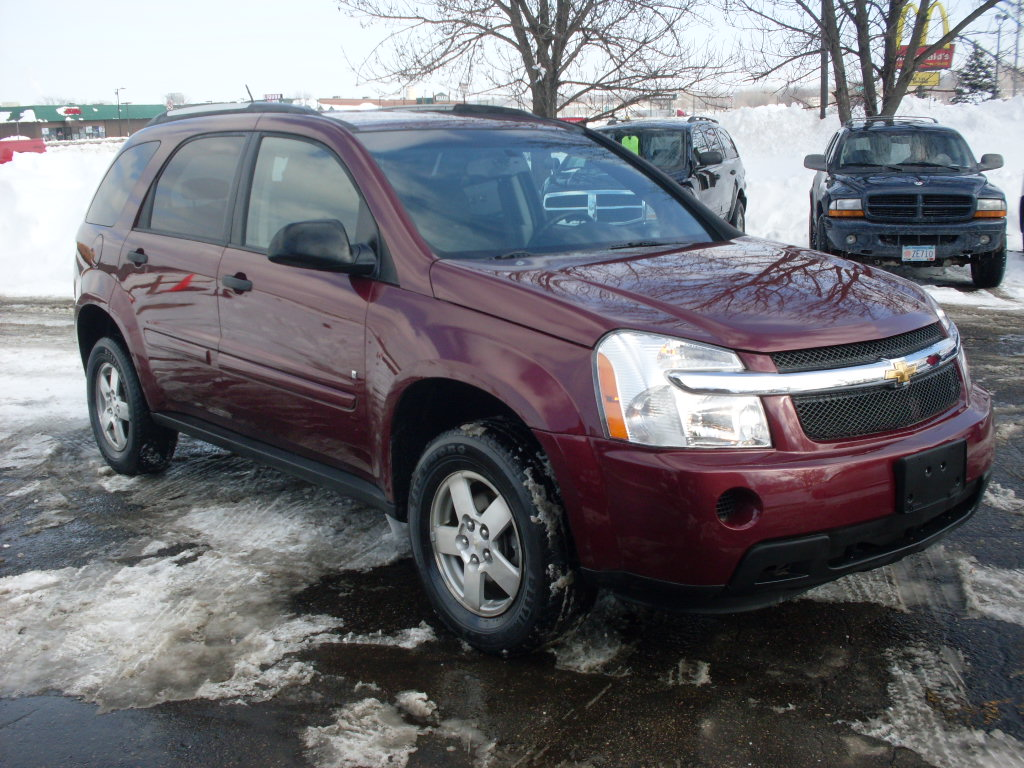 james 2008 chevrolet equinox. Cars Review. Best American Auto & Cars Review