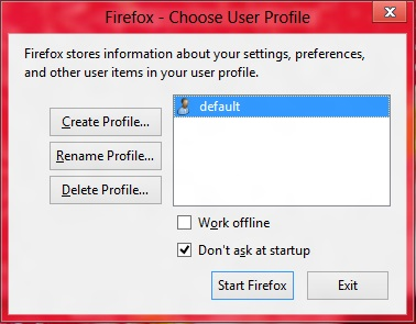 how to take screen shots with new firefox