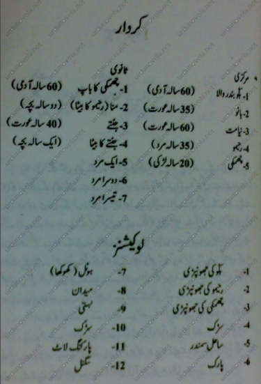 Sauda pdf Urdu novel
