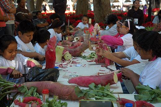 Baños El Jardin Oaxaca:Más de 20 mil personas se concentraron en el Jardín de la