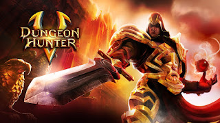 Free Download Dungeon Hunter 5 Apk +Mod Terbaru 2015