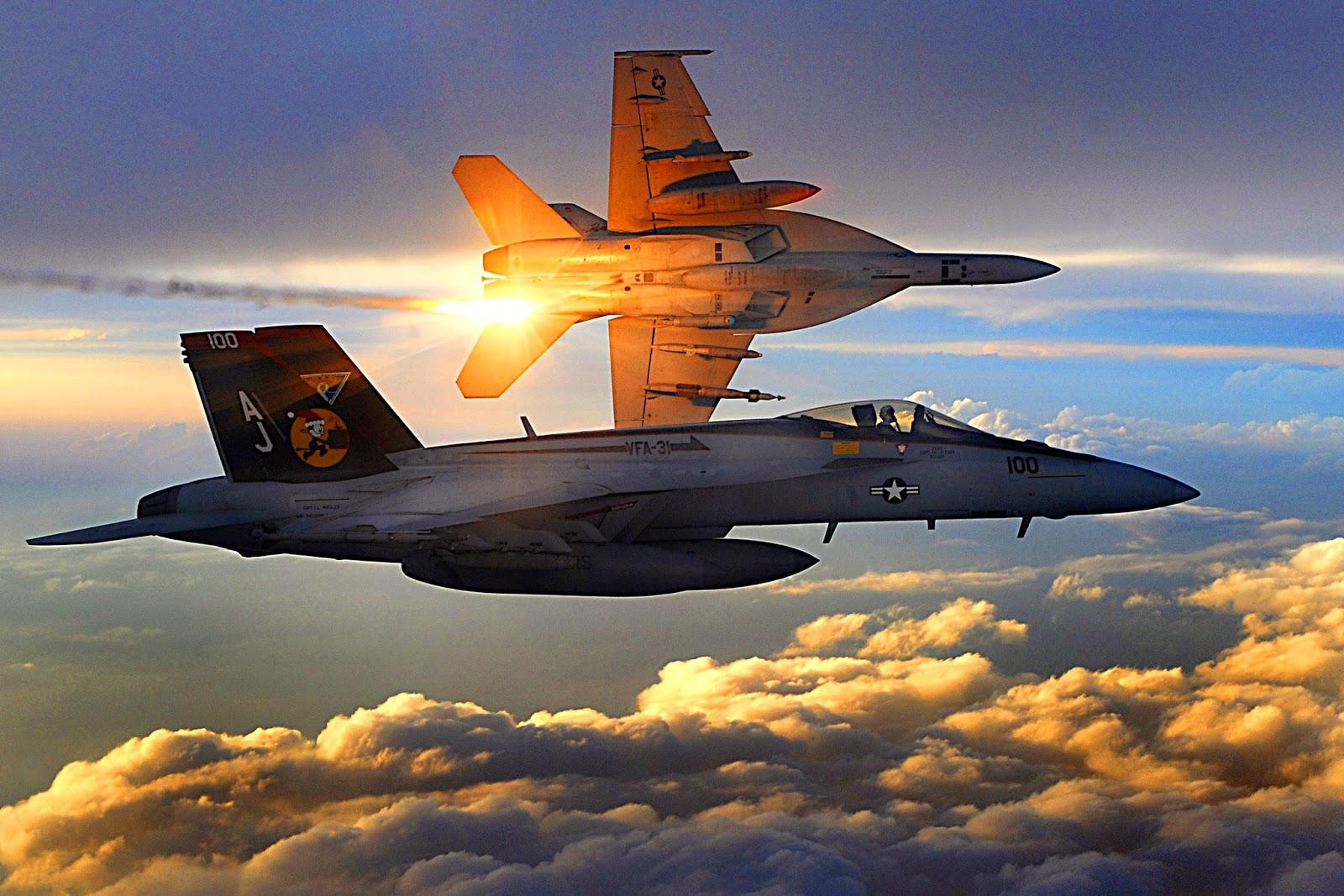 FA-18E Super Hornet PC