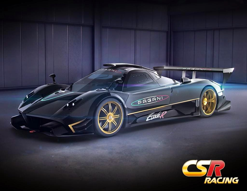 CSR Racing: Artworks | Daiquiri Gamer's notes