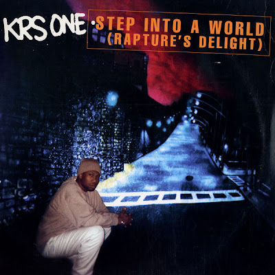 KRS-One ‎- Step Into A World (Rapture's Delight) (CDM) (1997) (320 kbps)