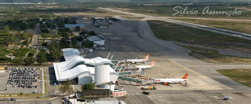 Aeroporto De Natal : Direto da pista natal terá saudades do aeroporto augusto