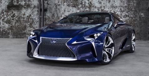 new car 2016 modelsLexus Carlsbad Lexus LFLC Production Model in 2016