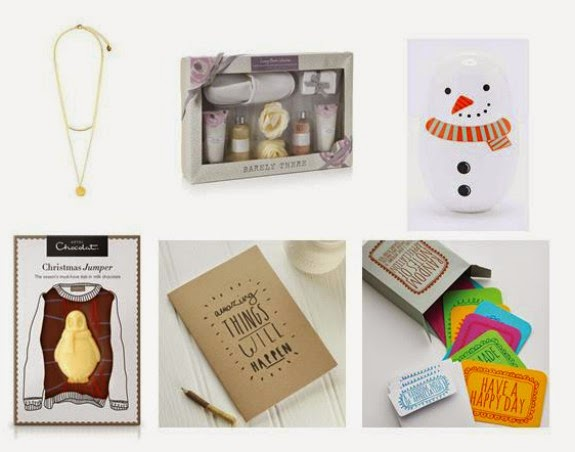 Top Christmas Gifts For Under £10