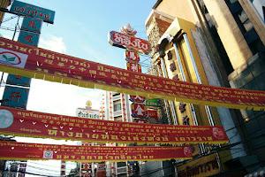 Бангкок. Про Чайна Таун и местную кухню