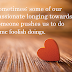 Our Passionate Longing