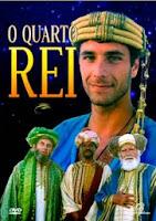 capa do DVD O Quarto Rei