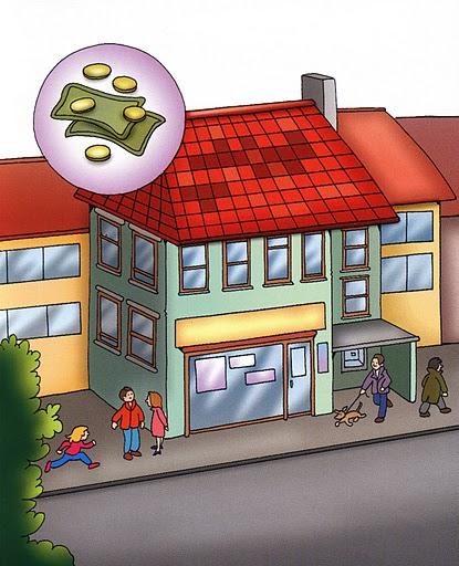 Bancos Dibujos Gratis Banco Imagenes y Dibujos