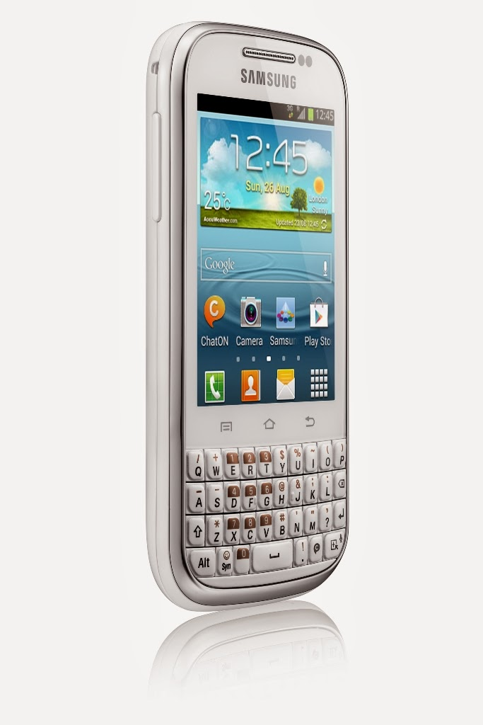 Harga hp Android Samsung Galaxy Chat B5330