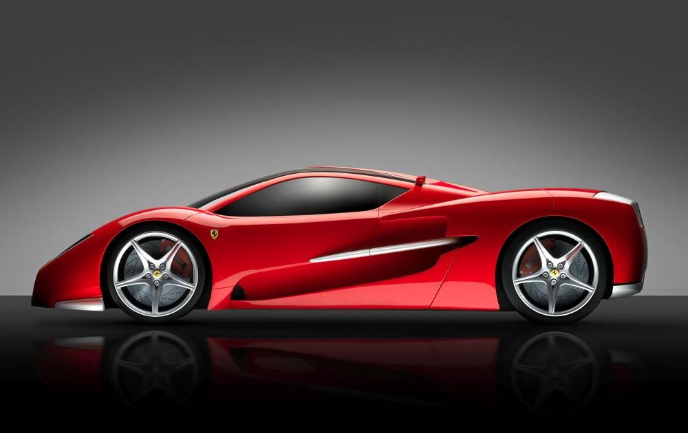 All Type Of Autos Ferrari Cars