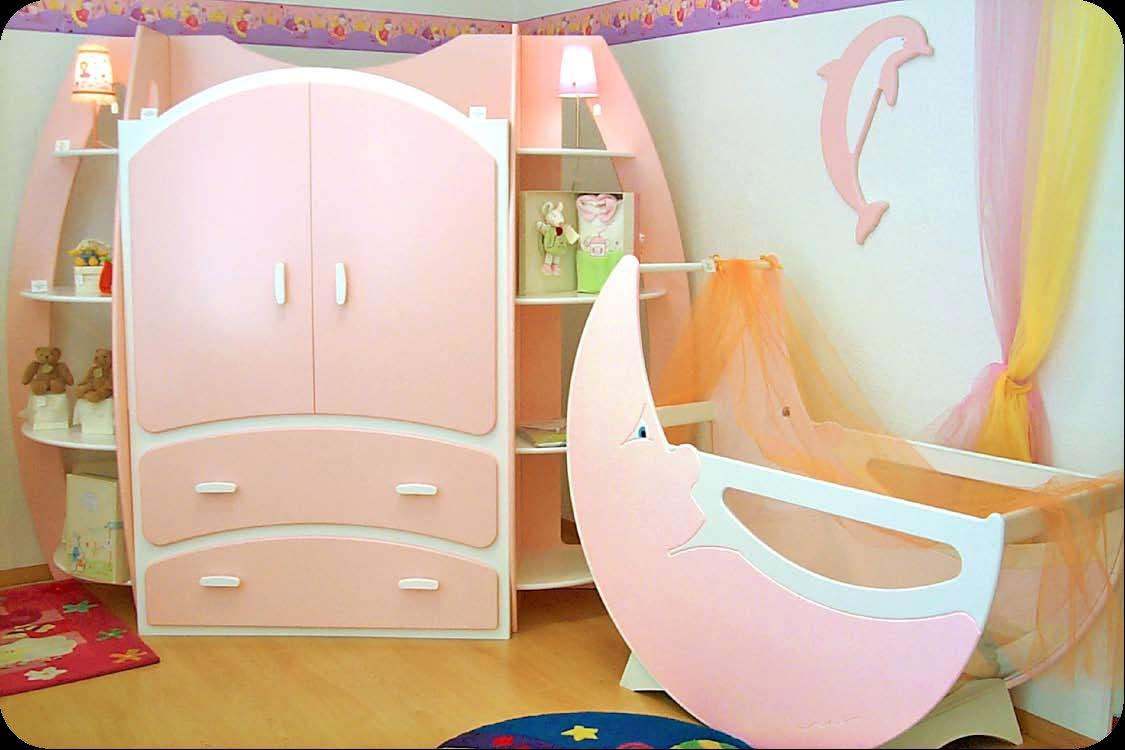 Lilibaby ideas para decorar cuarto de ni a - Decorar habitacion bebe nina ...