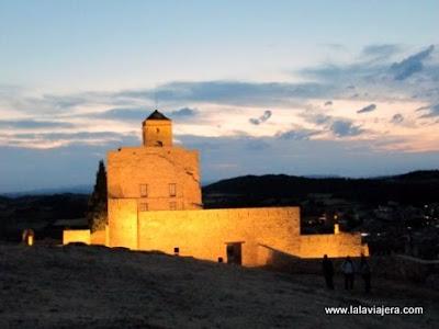 Castillo Benabarre, Huesca