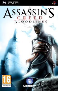Assassins Creed: Bloodlines PSP GAME