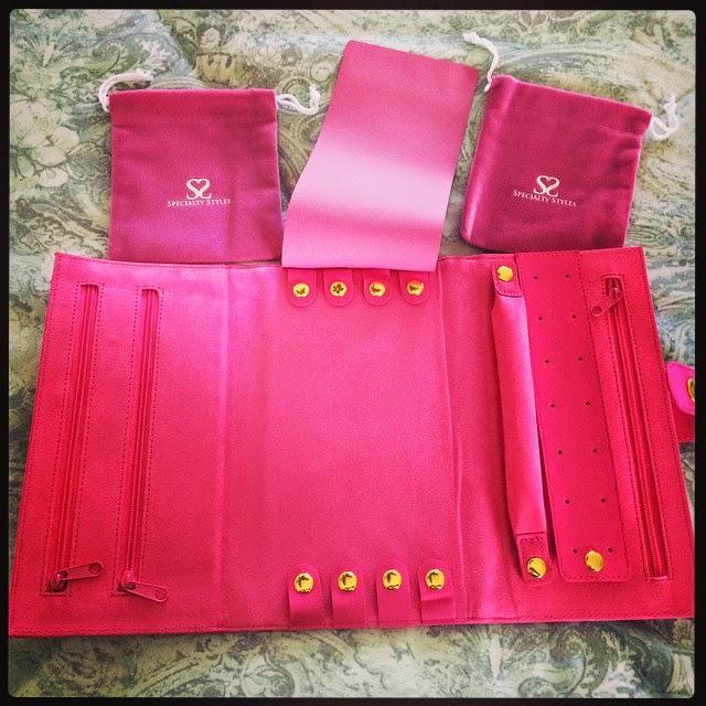 Specialty Styles Jewelry Travel Organizer