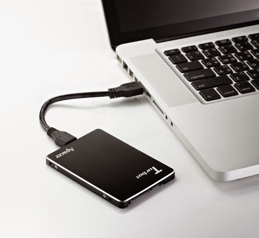 Apacer Portable SSD AS710