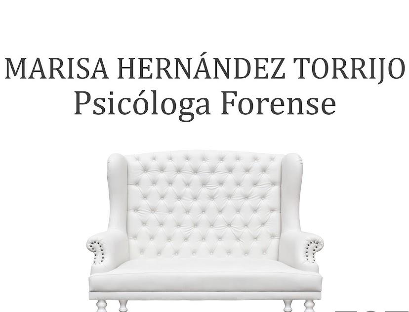 Marisa Hernández Torrijo. Psicóloga Forense. Zaragoza.