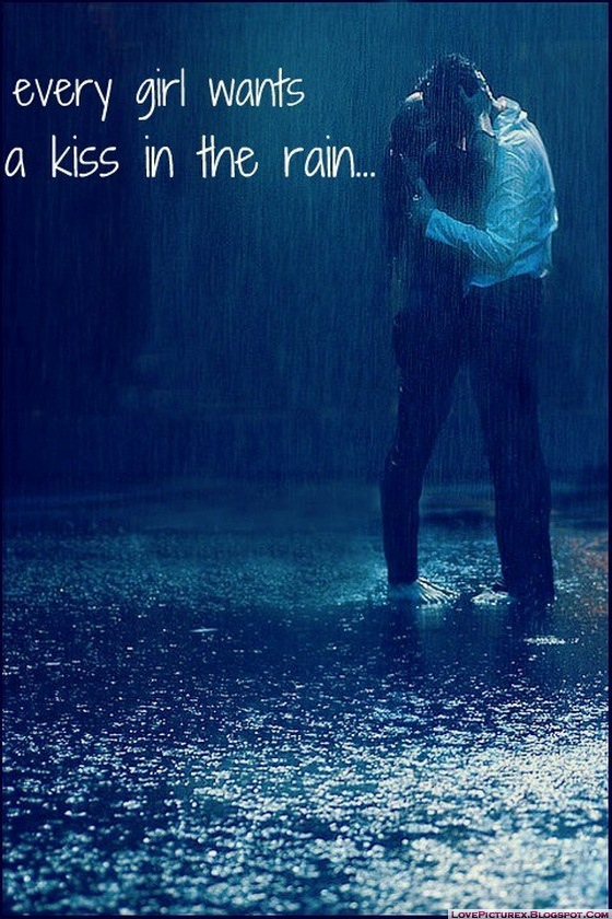 Kissing In The Rain Qu...