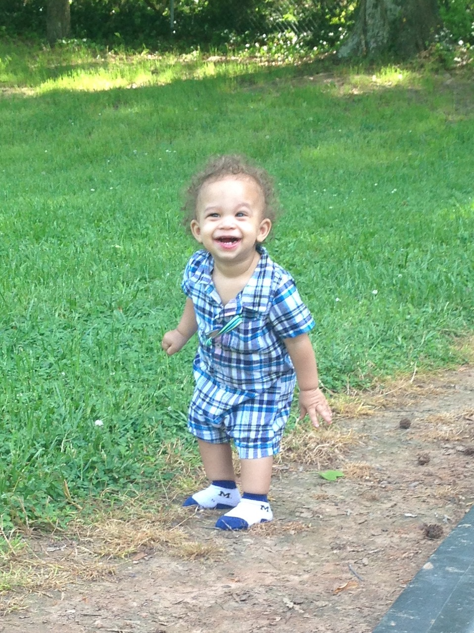 Jayden 15 Months old