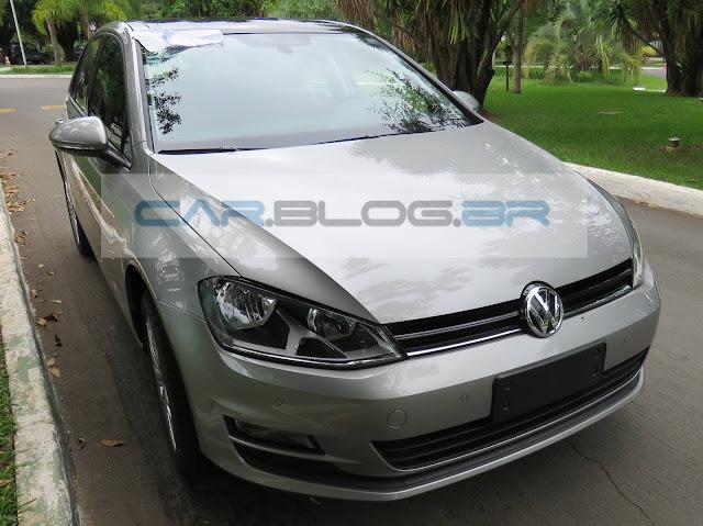 Novo VW Golf Flex 2016