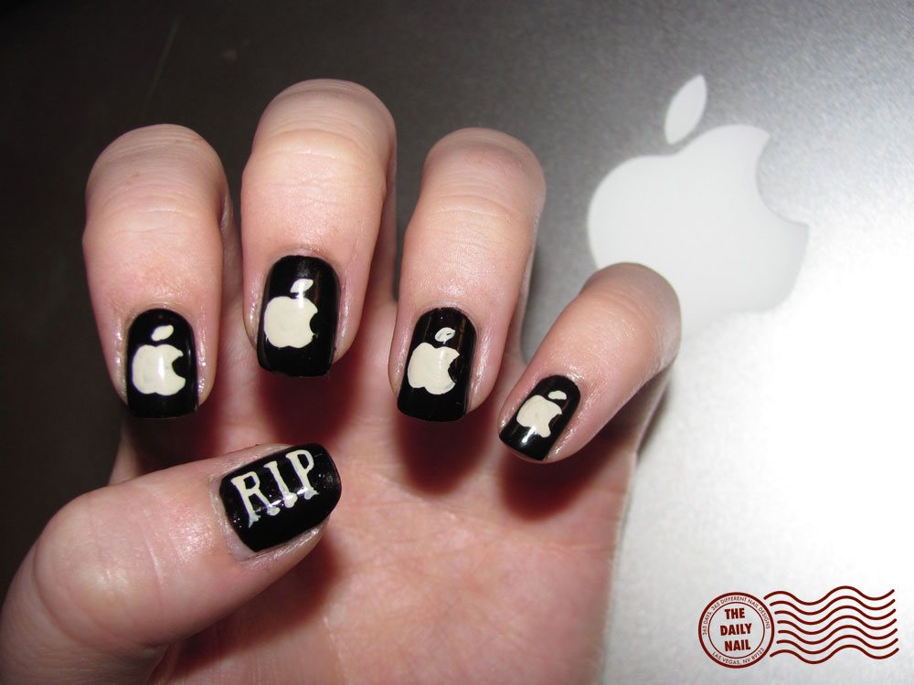 Think Different The Daily Nail