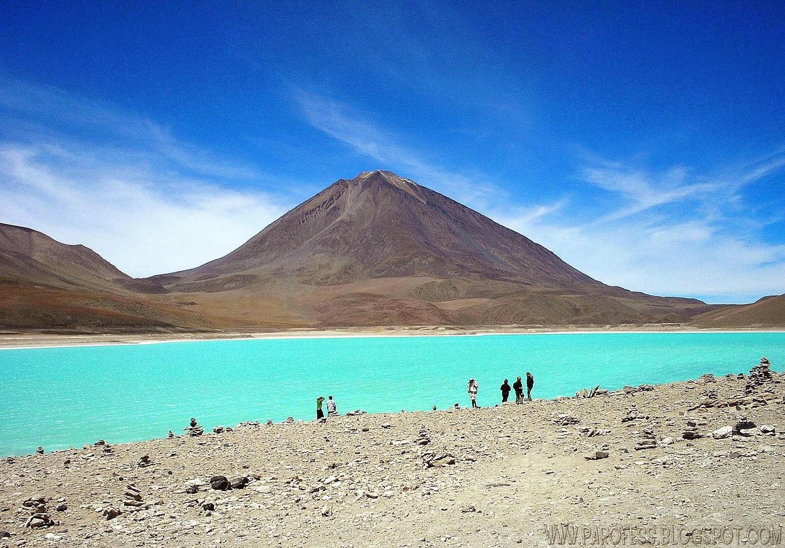 Danau Verde, Laguna Verde Bolivia