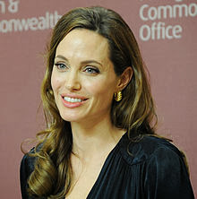 TO LIVE FOREVER : Angelina Jolie