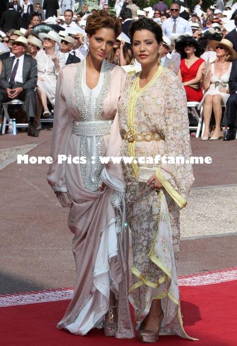 lalla soukaina avec sa mere princesse lalla meryem soeur du roi du maroc - Mariage Lalla Soukaina
